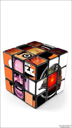 A Kubrics Cube